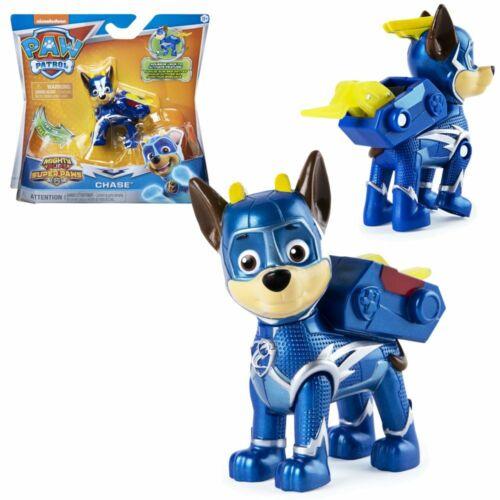 Mighty PupsSpiel-Figuren mit Spezial-FunktionenPaw PatrolHunde-Welpen