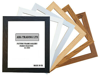 Picture Frame Photo Frame A1 A2 A3 A4 36x24 Inch Poster Frame Black Oak White