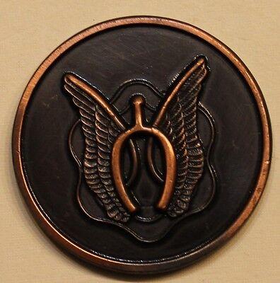 17th Cavalry Regiment 5th Squadron Copper Army Challenge Coin | eBay