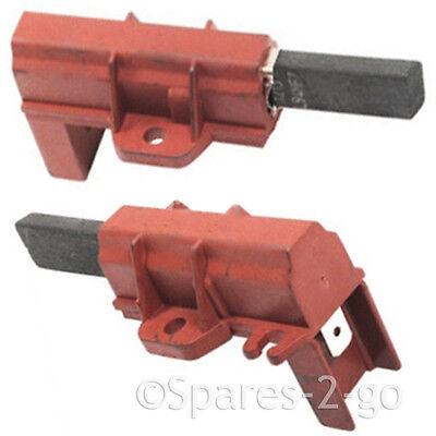 Nuovo Spazzole Carbone Motore Lavatrice x 2 per The Beko WM Range