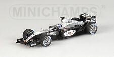 McLaren Mercedes MP 4/18 D.Coulthard Test Car  2003   530034315  1/43 Minichamps