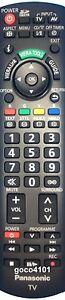 ORIGINAL-PANASONIC-N2QAYB000352-REMOTE-CONTROL-THP50G10A-THP50X14A-THP54S10A-ETC