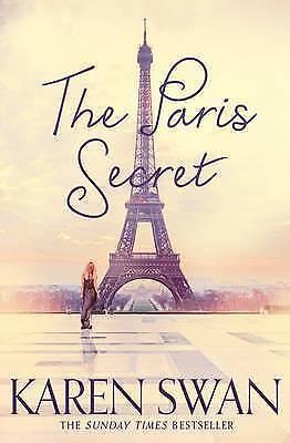 1 of 1 - The Paris Secret by Karen Swan (Paperback, 2016)