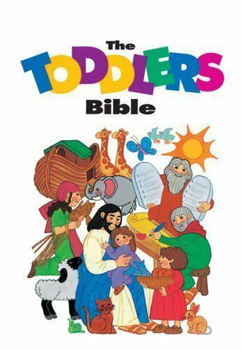The Toddlers Bible (Toddler's Bible Series) by Beers, V. Gilbert