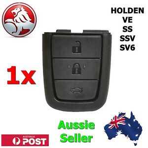 Holden-VE-SS-SSV-SV6-Commodore-Replacement-Key-Remote-Blank-Shell-Case-Berlina