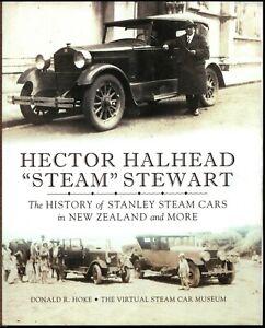 Hector Halhead Steam Stewart Stanley Steam Cars Doble Buses In New Zealand Ebay