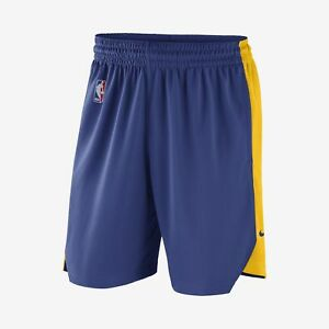Short Homme 495 State training Medium Nba Golden Bleu de Nike Taille 866941 pour Warriors wAg1Rq