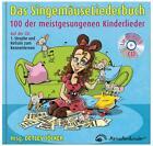 Das Singemäuse Liederbuch + CD von Detlev Jöcker (2014, CD)