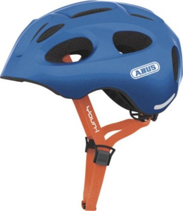 Abus Kinder- Jugendhelm Fahrradhelm YOUN-I YOUN-I YOUN-I sparkling Blau 48-54 cm da869e