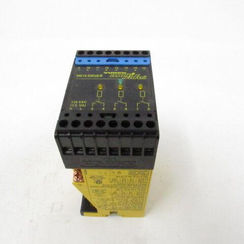 TURCK MULTI SAFE Schaltverstärker Switching-Amplifier MS12-12Ex0-R 190...230 VAC