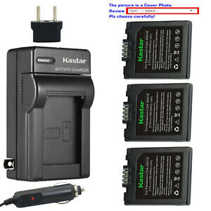 Kastar-Battery-AC-Travel-Charger-for-Panasonic-CGA-S001-Leica-BP-DC2-LEICA-D-LUX