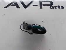 Orig. VW Passat 3B 3BG Außenspiegel rechts elektrisch verstellbar beheizbar grün