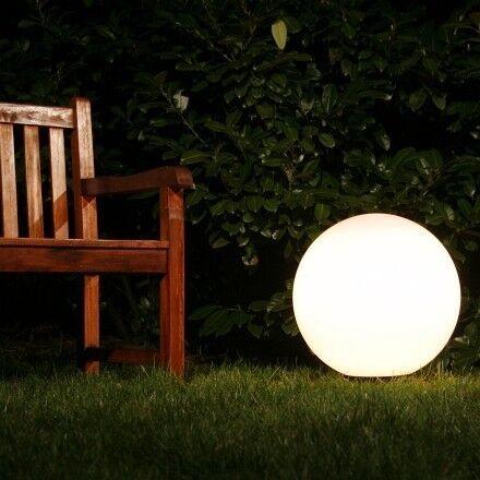 Boule lumineuse Lampe d'extérieur Luminaire jardin globe éclairant Ø 50cm 36790