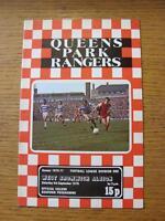 04/09/1976 Queens Park Rangers v West Bromwich Albion  (No Apparent Faults)