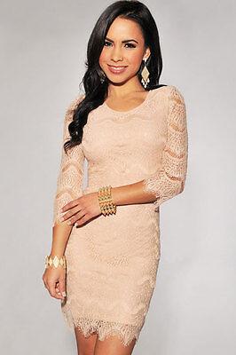 Ladies Mini Dress Party Evening Dress Club Wear Cocktail Peplum Dress 8 10 12 14
