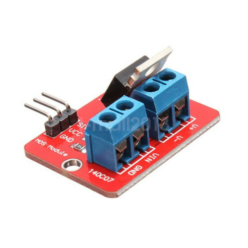 New IRF520 MOSFET Driver Module for Arduino Raspberry Pi