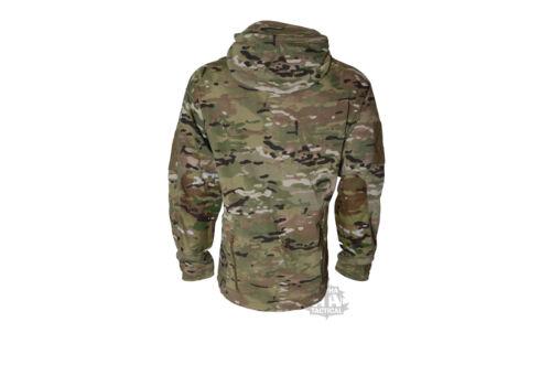 TACTICAL Fleece Felpa con Cappuccio Militare Forze Speciali Giacca Polizia Sicurezza RECON ESERCITO