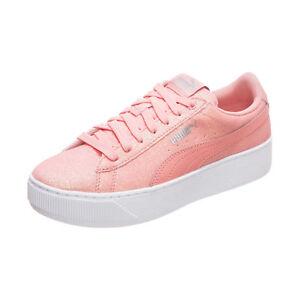 Puma Vikky Platform Glitz Sneaker Kinder NEU Schuhe