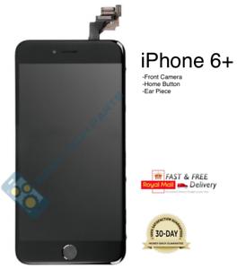 Negro-IPHONE-6-Plus-Ensamblado-OEM-Original-LCD-Pantalla-Digitalizador-Repuesto