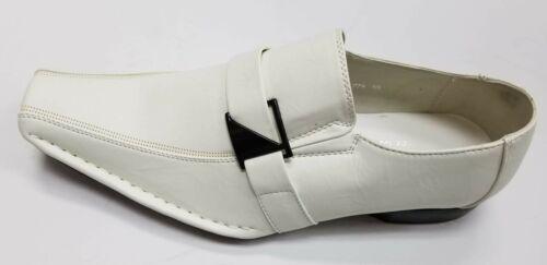 M1779 Junior Boys Dress Shoe Slip On