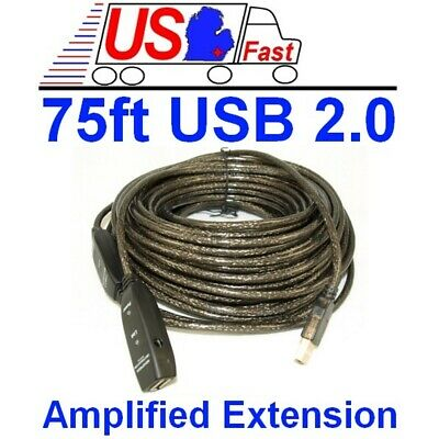 Digital Kynect 6ft USB 2.0 A-Male to A-Female Extension Cable
