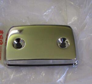 Suzuki GSX1100 EX ET Chrome Cam End Caps.11174-49210 set of 4 with 8 screws.