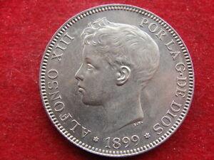 5-PESETAS-1899-ALFONSO-XIII-sin-circular-bellisima