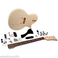Saga Lj10 Single Cut P-90 Style Electric Guitar Kit, Great Reviews, Easy Diy Kit