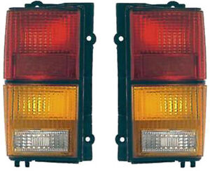 Details About 1984 1988 1990 1991 1992 1993 1994 1995 1996 Jeep Cherokee Xj Tail Light Pair
