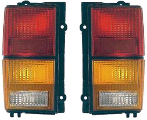 1984-1988 1990 1991 1992 1993 1994 1995 1996 Jeep Cherokee XJ Tail Light  PAIR