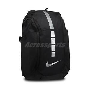 Nike Hoops Elite Basketball Backpack Training Workout Fitness Black DA1922-011