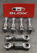Blox Racing Rear Sway Bar Adjustable End Links Set For Honda Acura Civic Integra