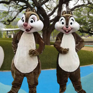 Squirrel-Mascot-Costume-Adult-Animal-Cosplay-Outfits