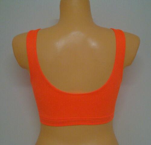 Mikrofaser-Bustier Fitness Yoga 6 Farben zur Auswahl Gr S M //L 34 bis Größe 44
