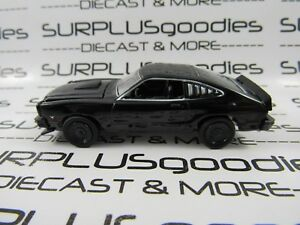 Greenlight-1-64-Scale-LOOSE-Murdered-Out-Black-1976-FORD-MUSTANG-II-COBRA-II