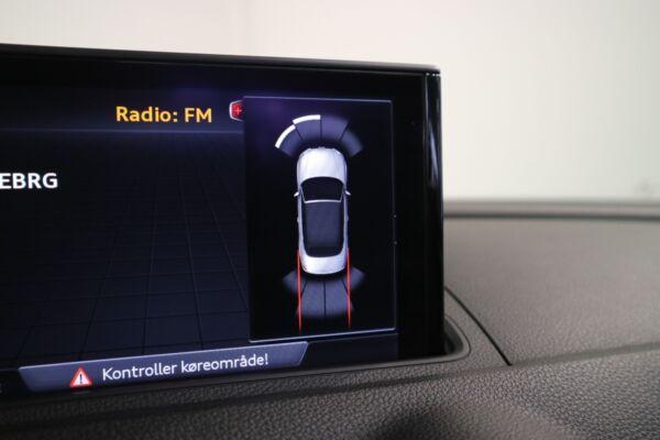Audi A3 2,0 TDi 150 Sport Cabriolet S-tr. billede 14
