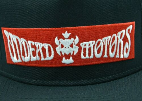 Bio World Mario Kart Undead Motors Adjustable Snap Back Cap Hat