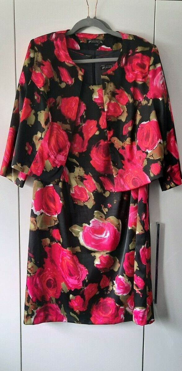 Occasion Joanna Hope, Size 20, Mother of Bride, Dress and Jacket