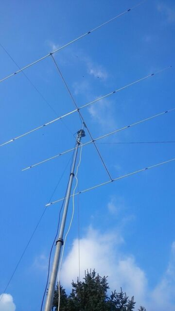 Sirio SY 27-4 4 elements 26 5 to 30 MHz CB/10M Yagi Beam Antenna - 13 15 dBi
