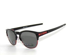 60cc39ee60adb OAKLEY LATCH KEY 9394-05 POLISHED BLACK RED PRIZM BLACK 55 ...