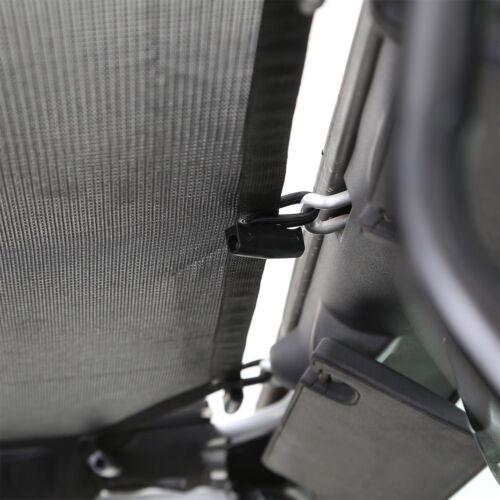Pro Braking PBK1208-SIL-GRE Front//Rear Braided Brake Line Silver Hose /& Stainless Green Banjos