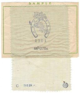 Sanshin-Trading-Kobe-Japan-1940s-textile-sample-sheet-for-India