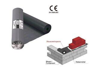 50-Meter-x-25cm-Mauerwerksperre-Fundament-PVC-0-3mm-Mauersperre-horizontal