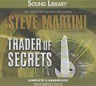 Trader of Secrets by Steve Martini (CD-Audio, 2011)