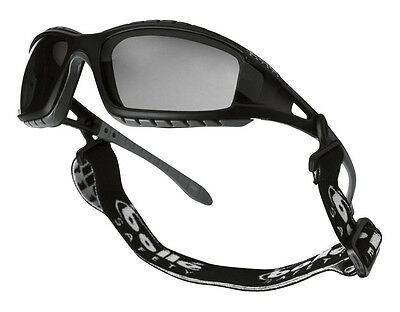 Bolle Tracker II 2 Safety Glasses Goggles - Anti Mist & Scratch - Various Lens