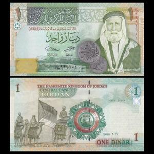 34UncAsia Jordan 1 Paper Dinar Money About Banknote2016P Details gvbY6yf7