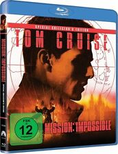 MISSION: IMPOSSIBLE (Tom Cruise, Jon Voight, Jean Reno) Blu-ray Disc NEU+OVP