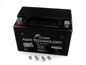 Batterie-GEL-KAGE-YTX9-BS-fuer-Adly-Herchee-Aeon-Arctic-Cat-ATU-Barossa-SMC-Derbi