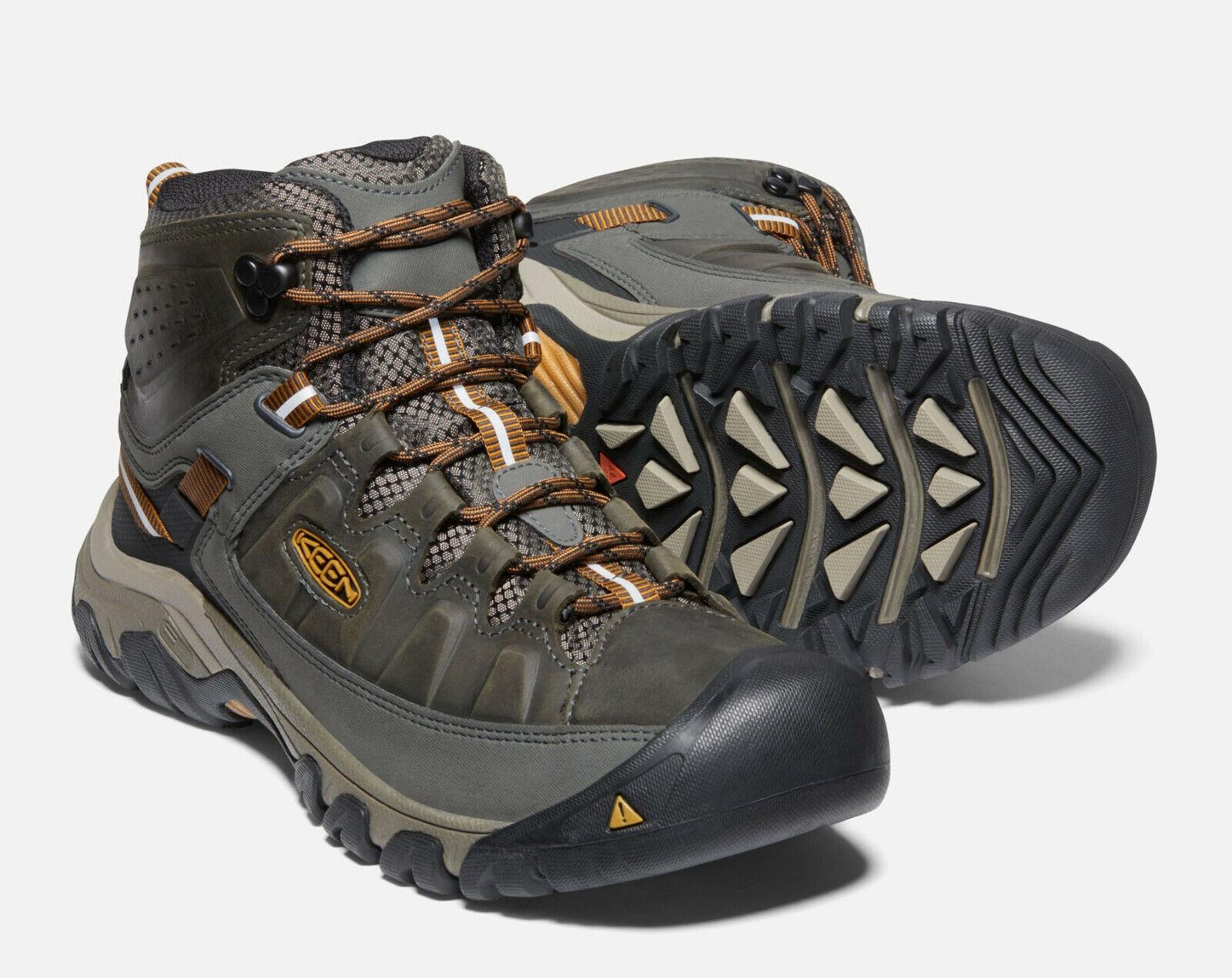 Dry Waterproof Hiking BOOTS