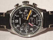 JUNKERS Cockpit Chrono JU 52 model 6180-3  rrp £219